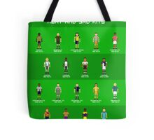 Worst Premier League Away Kits Ever (Pixel) Tote Bag