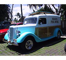 Maui Cruiser Photographic Print