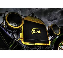 Model-T Ford Photographic Print