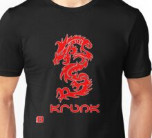 Krunk Red Dragon Updated 0909 Unisex T-Shirt