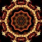 Kaleidoscope Flower by Yvonne Müller