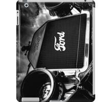 Model-T Mono iPad Case/Skin