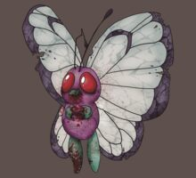 Zombie Butterfree by RPGesus