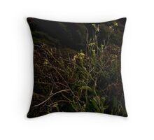 Roseland Flower Throw Pillow