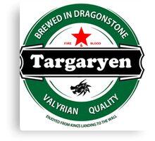 Targaryen Brewing Co. Canvas Print