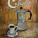 Cafecito by Janis Lee Colon