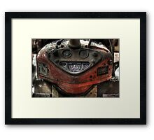 Smiler Framed Print