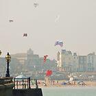 margate kite festival by iwasframed