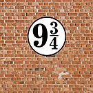9 3/4 - Brick by Serdd