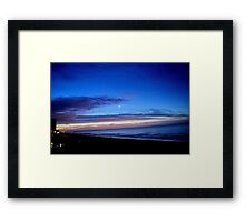 COME THE DAWN Framed Print