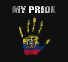 Ecuador My Pride Unisex T-Shirt