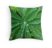 Rain1 Throw Pillow