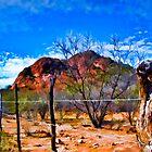 Desertscape #1 by John Corney