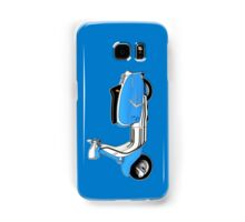 ASD Scooter Designs - Jet200 with SX side panels Samsung Galaxy Case/Skin