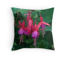 Rain12 Throw Pillow