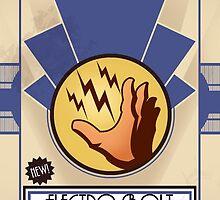 Electro Bolt - Bioshock by CuriousityShop