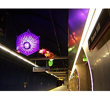 Beacon Hill Station Photographic Print