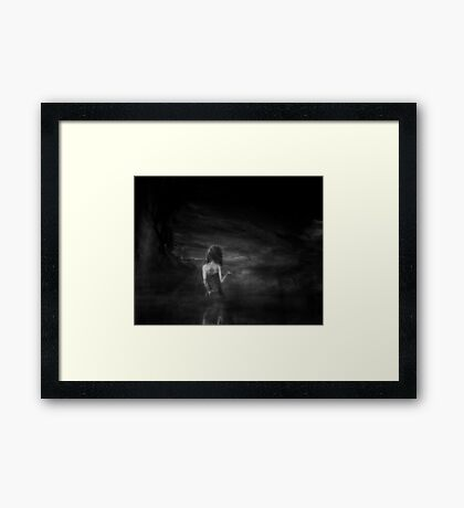 Child Of Ash (Damage Part Four of DAMAGE preview) Framed Print