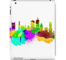 Boston USA Skyline iPad Case/Skin