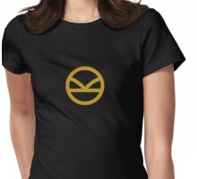 KINGSMAN · Golden Logo Womens Fitted T-Shirt