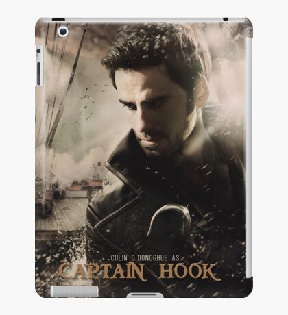 Movie Poster Style - Hook / Colin iPad Case/Skin