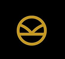 KINGSMAN · Golden Logo by averageameba