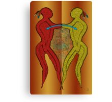 Two Spirit Canvas Print