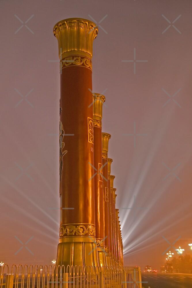 Columns and Lights by KLiu