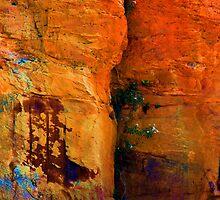 *Escarpment  Deep in Arnham Land* by Ronald Rockman