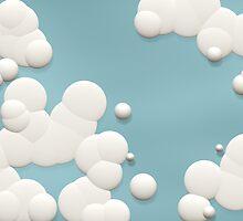 Cloudy Skys by Walter Gossard