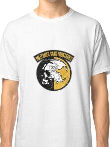 MGS - MSF Logo Classic T-Shirt