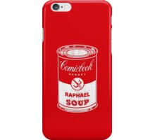 Raph Soup iPhone Case/Skin