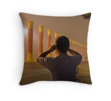 Night Adventure Throw Pillow