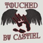 Touched By Castiel by RubyFox