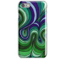 Topography iPhone Case/Skin