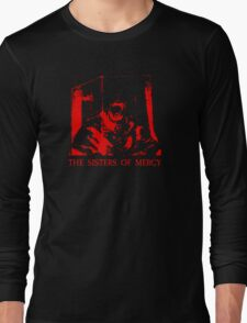 The Sisters Of Mercy - The Worlds End - Body Electric - Adrenochrome Long Sleeve T-Shirt