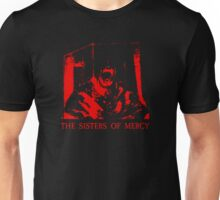 The Sisters Of Mercy - The Worlds End - Body Electric - Adrenochrome Unisex T-Shirt
