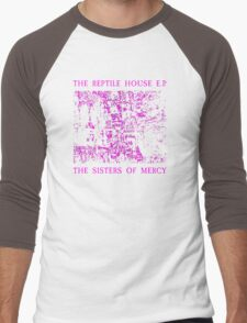 The Sisters Of Mercy - The Worlds End - The Reptile House EP Men's Baseball ¾ T-Shirt