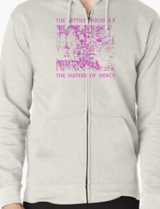 The Sisters Of Mercy - The Worlds End - The Reptile House Zipped Hoodie