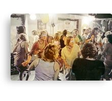 Bobs Office Party. Canvas Print