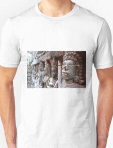 Friendly faces? Unisex T-Shirt