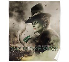 Movie Poster Style - Zelena / Rebecca Poster