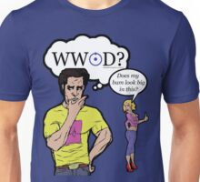 What Would John Do? Big Bum variant Unisex T-Shirt