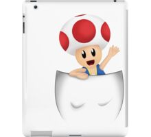 Pocket Toad iPad Case/Skin