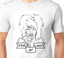 Tell It Like Tina Unisex T-Shirt