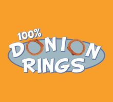Donion Rings by childishgavino