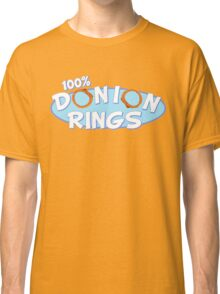 Donion Rings Classic T-Shirt