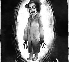 Babadook by SarahLReynolds