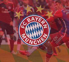 Bayern Munich - Muller Penalty  by MisterJfro