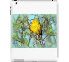 On the branch iPad Case/Skin